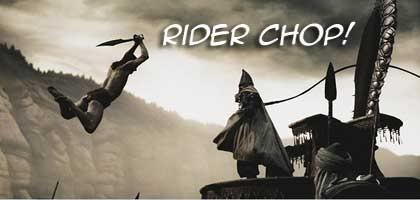300 - Rider Chop