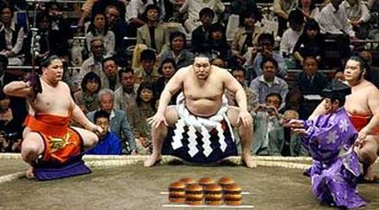 Supper sized sumo