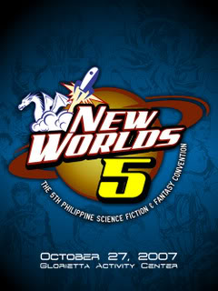 New Worlds 5 Poster