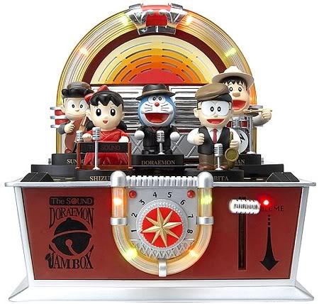 Doraemon Jam Box 1