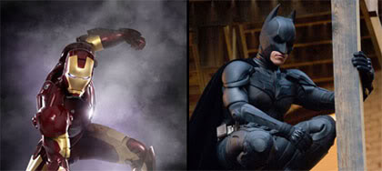Iron Man vs. Batman