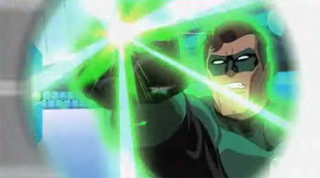 Green Lantern: First Flight trailer