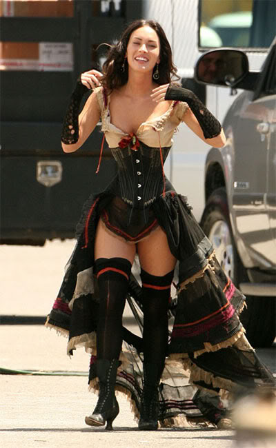 Megan Fox in Jonah Hex 1