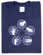 Rock Paper Scissors Lizard Spock Shirt
