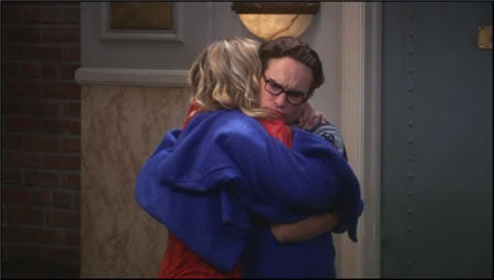 The Big Bang Theory - Penny and Leonard