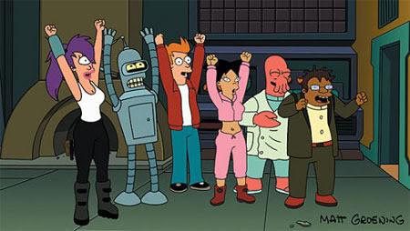 Futurama Cast