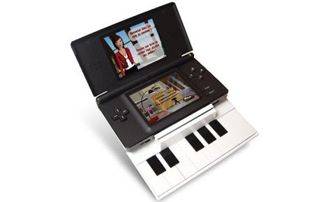 Nintendo DS Easy Piano
