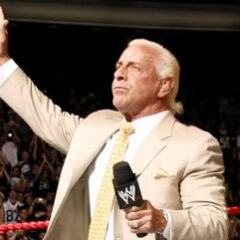 "Ric Flair: Thank you for the ""WOOOOOOOO!"""