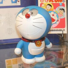Doraemon doll coming in September