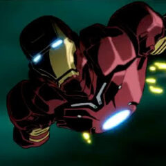 Iron Man Anime