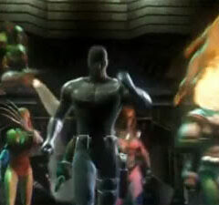 Marvel: Ultimate Alliance 2 trailers